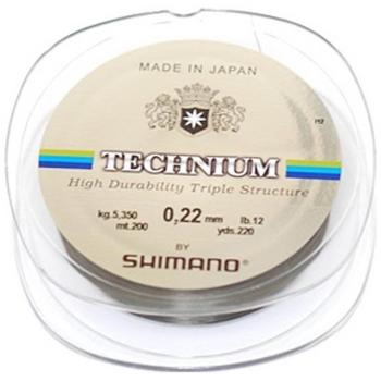 Леска SHIMANO Technium 200 м 0,14 мм в интернет магазине Rybaki.ru