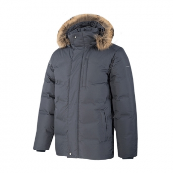 Куртка пуховая SIVERA Ирик 2.1 цвет чёрное море в интернет магазине Rybaki.ru