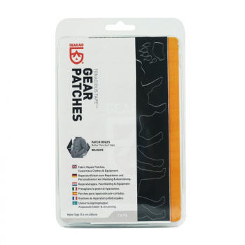 Лента универсальная GEAR AID Gear Patches Wildlife для ремонта одежды и снаряжения 7,6 х 50 см