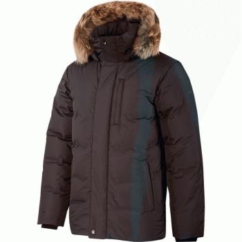 Куртка пуховая SIVERA Ирик 2.1 цвет чёрный в интернет магазине Rybaki.ru