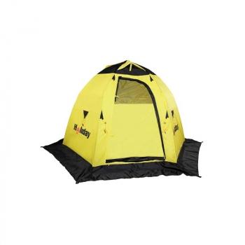 Палатка HOLIDAY Easy Ice рыболовная зимняя 6 Угл. 210 х 245 х 255 см в интернет магазине Rybaki.ru