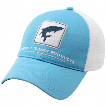 Кепка SIMMS Tarpon Trucker Cap цв. Slate Blue