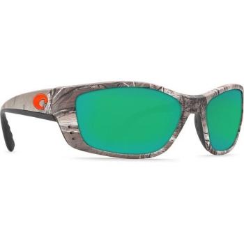 Очки COSTA DEL MAR Fisch 580 GLS р. XL цв. Realtree Xtra Camo цв. ст. Green Mirror