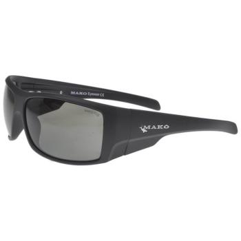 Очки солнцезащитные MAKO Indestructible цв. Matt Black цв. стекла PC Grey