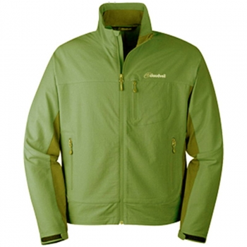 Куртка CLOUDVEIL Inertia Peak Jacket цвет Bud Green в интернет магазине Rybaki.ru