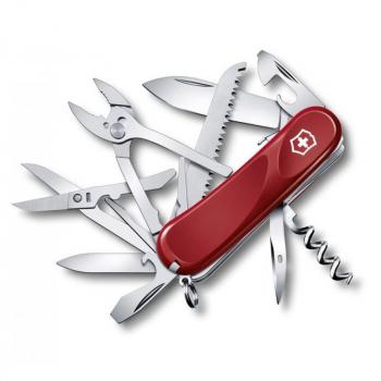 Нож VICTORINOX Evolution S52 красный 20 функций 85 мм карт.коробка