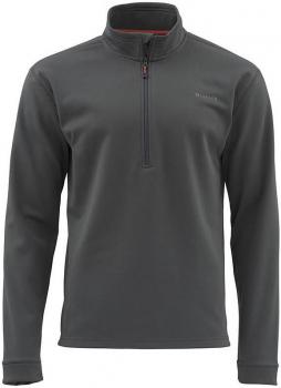 Пуловер SIMMS Midweight Core Quarter-Zip цвет Carbon