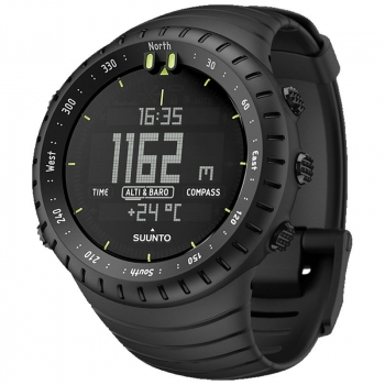 Часы SUUNTO Core All Black в интернет магазине Rybaki.ru