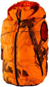 Жилет SEELAND Yukon Waistcoat цвет Realtree APB