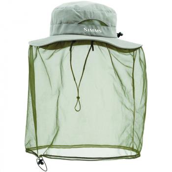 Шляпа SIMMS Bugstopper Net Sombrero цв. Gunmetal