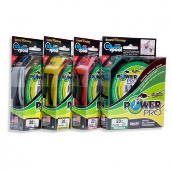 Плетенка POWER PRO Moss Green 275 м 0,15 мм в интернет магазине Rybaki.ru