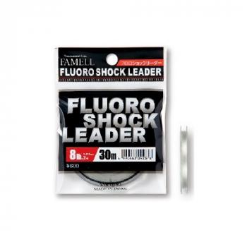 Флюорокарбон YAMATOYO Fluoro Shock Leader 30 м #1.5 в интернет магазине Rybaki.ru