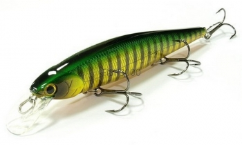Воблер LUCKY CRAFT Flash Minnow 130MR SP цв. Aurora Ghost Golden Shiner
