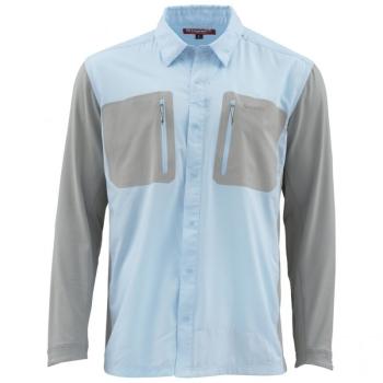 Рубашка SIMMS Tricomp Cool цвет Mist