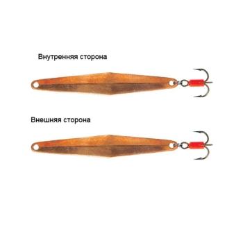 Блесна вертикальная LUCKY JOHN Model Rhomb 12 г код цв. #C в интернет магазине Rybaki.ru