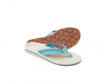 Шлепанцы SIMMS Women's Drifter Flip цвет Aqua