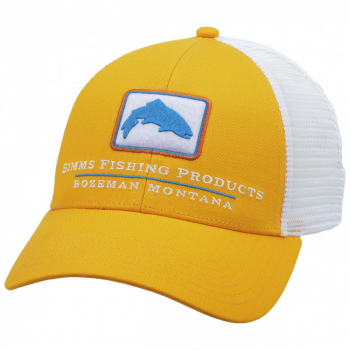 Кепка SIMMS Trout Icon Trucker цв. Straw