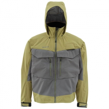 Куртка SIMMS G3 Guide Jacket цвет Army Green в интернет магазине Rybaki.ru