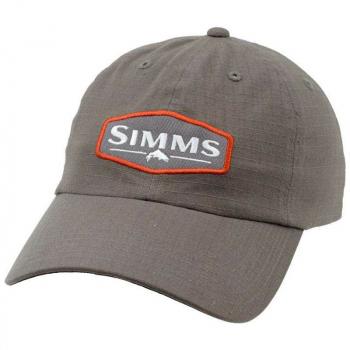 Бейсболка SIMMS Ripstop Cap цв. Dk. Gunmetal
