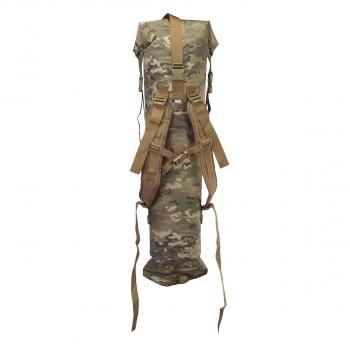 Гермочехол WATERSHED Highland Rifle Backpack цв. Camouflage в интернет магазине Rybaki.ru