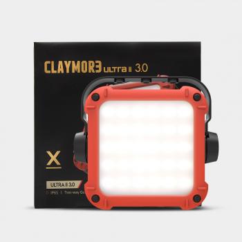 Фонарь кемпинговый CLAYMORE Ultra II 3.0X цв. Red в интернет магазине Rybaki.ru