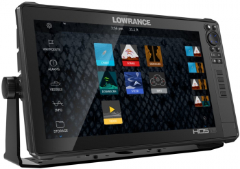 Экран сенсорный LOWRANCE HDS-16 LIVE with Active Imaging 3-in-1 ROW ROW