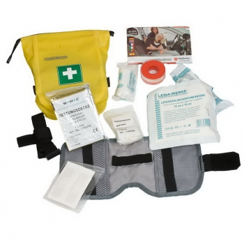 Аптечка ORTLIEB First-Aid-Kit Safety Level водонепроницаемая р. Medium