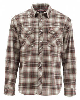 Рубашка SIMMS Gallatin Flannel LS Shirt цвет Tumbleweed Plaid