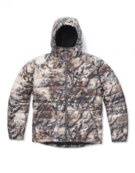 Куртка SKRE Ptarmigan 850 Ultra Down Hoodie цвет Solace в интернет магазине Rybaki.ru