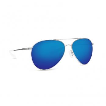 Очки поляризационные COSTA DEL MAR Piper 580P р. M цв. Velvet Silver цв. ст. Blue Mirror
