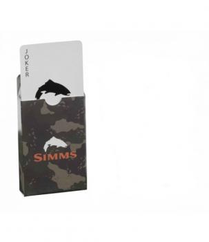 Колода карт SIMMS Gift Pack цв. Black