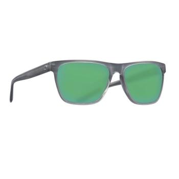 Очки поляризационные COSTA DEL MAR Apalach 580G р. XL цв. Matte Gray Crystal цв. ст. Green Mirror