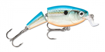 Воблер RAPALA Jointed Shallow Shad Rap 7 см цв. BSD