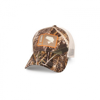Бейсболка COSTA DEL MAR Original Patch Bass цвет Realtree Max-5/Stone