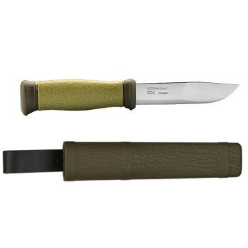 Нож MORAKNIV Outdoor 2000 цв. хаки в интернет магазине Rybaki.ru
