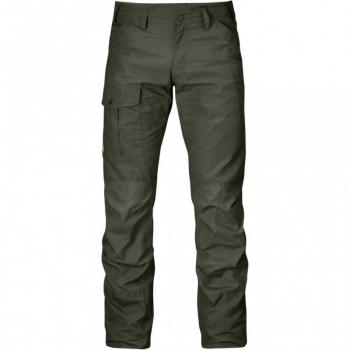 Брюки FJALLRAVEN Nils Trousers M цвет Mountain Grey в интернет магазине Rybaki.ru