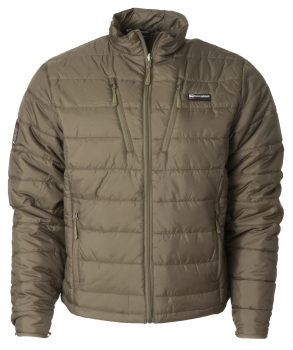 Куртка BANDED H.E.A.T Insulated Liner Jacket-Long Line цвет Spanish Moss