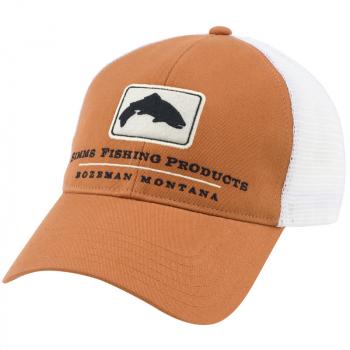 Кепка SIMMS Trout Trucker Cap цв. Orange