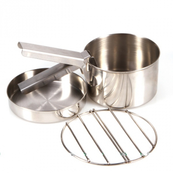 Набор для приготовления пищи KELLY KETTLE для средних и больших чайников, вместимость 0,85 л в интернет магазине Rybaki.ru