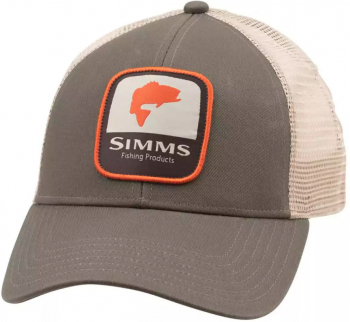 Кепка SIMMS Bass Patch Trucker цв. Canteen
