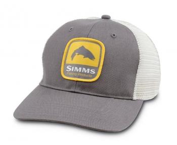 Кепка SIMMS Patch Trucker Cap цв. Lead