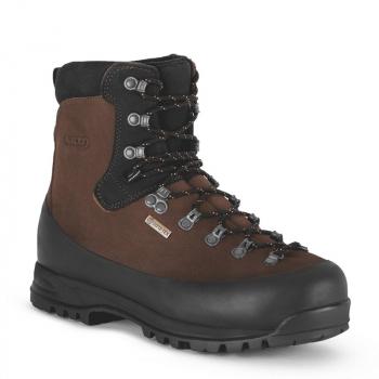 Ботинки охотничьи AKU Utah Work GTX цвет Brown