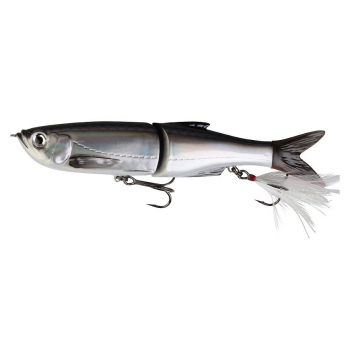Воблер SAVAGE GEAR 3D Bleak205 Glide Swimmer SS 20,5 см цв. 01-Dirty Silver
