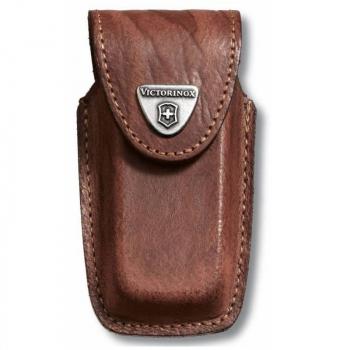 Чехол VICTORINOX для ножа 85 и 91 мм нат.кожа петля коричневый без упаковки