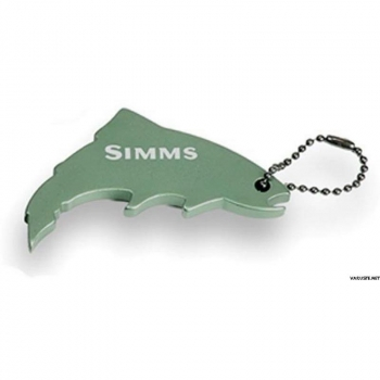 Брелок SIMMS Thirsty Trout Keychain цв. Greenback