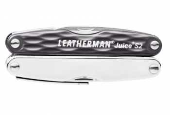Мультитул LEATHERMAN Juice S2 серый гранит