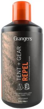 Пропитка GRANGERS Tent & Gear Repel (Paint On) 1 л для снаряжения