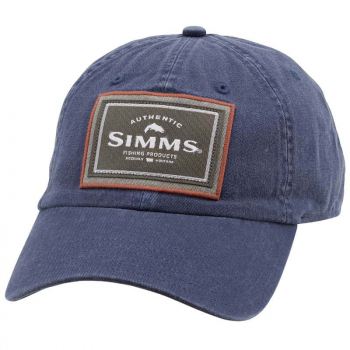 Кепка SIMMS Single Haul Cap цв. Admiral Blue