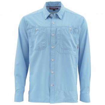 Рубашка SIMMS Ebb Tide LS Shirt цвет Glacier