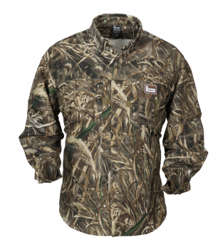 Рубашка BANDED LW Hunting Shirt цвет MAX5